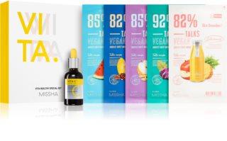 Missha Vita C Plus Geschenkset (für perfekte Haut)