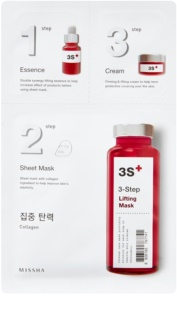 Missha 3-Step masque liftant 3 phases