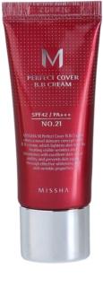 Missha M Perfect Cover BB cream ad alta protezione UV confezione piccola