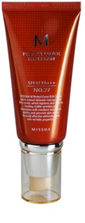 Missha M Perfect Cover crema BB  de protección UV alta