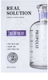 Missha Real Solution Sheet maska s revitalizirajućim učinkom