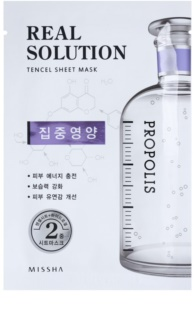 Missha Real Solution masque tissu revitalisant