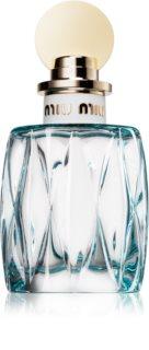 Miu Miu L'Eau Bleue parfumovaná voda pre ženy