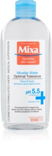 MIXA Optimal Tolerance eau micellaire pour apaiser la peau