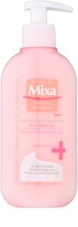 MIXA Anti-Redness crema-mousse detergente delicata