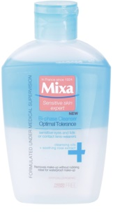 MIXA Optimal Tolerance Twee Componenten Oog Make-up Remover