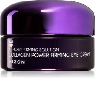 Mizon Intensive Firming Solution Collagen Power crème raffermissante yeux anti-rides, anti-poches et anti-cernes