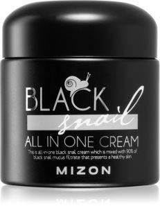 Mizon Black Snail All in One Ansiktskräm Med snigelslemsfiltrat 90%