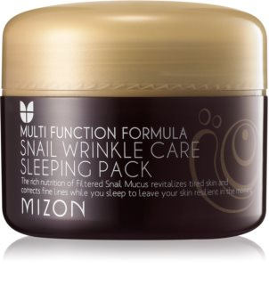 Mizon Multi Function Formula Snail Regenerating Mask with Snail Extract