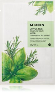 Mizon Joyful Time mascarilla hoja con efecto reafirmante