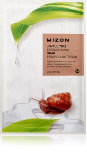 Mizon Joyful Time voedende sheet mask met Verstevigende Werking