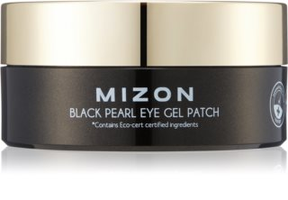 Mizon Black Pearl Eye Gel Patch masque hydrogel contour des yeux anti-cernes
