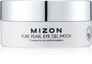 Mizon Pure Pearl Eye Gel Patch Hydro gel øjenmaske til at behandle hævelser og mørke rande