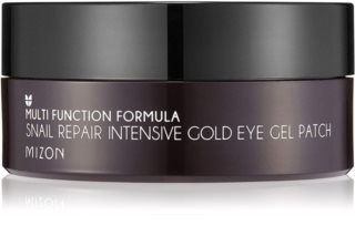 Mizon Multi Function Formula  Snail očná maska proti opuchom a tmavým kruhom so zlatom