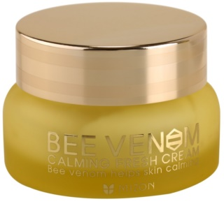 Mizon Bee Venom Calming Fresh Cream creme facial com veneno de abelha