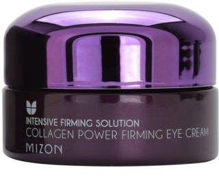 Mizon Intensive Firming Solution Collagen Power Opstrammende øjencreme til at behandle rynker, hævelser og mørke rande