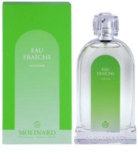 Molinard The Freshness Eau Fraiche toaletní voda odstřik unisex
