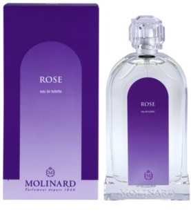 Molinard Les Fleurs Rose eau de toilette sample for Women
