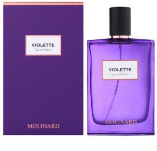 Molinard Violette eau de parfum da donna