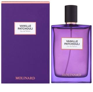 Molinard Vanille Patchouli eau de parfum unissexo