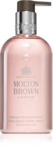 Molton Brown Rhubarb&Rose tekuté mýdlo na ruce