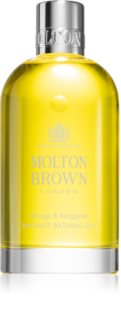 Molton Brown Orange&Bergamot λάδι μπάνιου για απαλή και ξηρή επιδερμίδα
