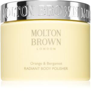 Molton Brown Orange&Bergamot testpeeling