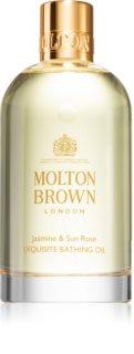 Molton Brown Jasmine&Sun Rose huile de bain