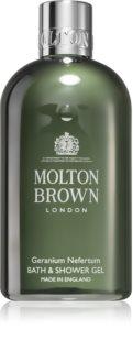 Molton Brown Geranium Nefertum gel douche rafraîchissant