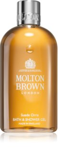 Molton Brown Suede Orris belebendes Duschgel