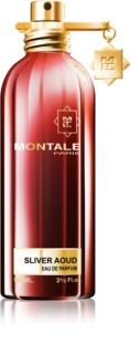 Montale Sliver Aoud eau de parfum para homens