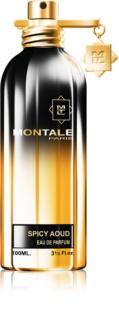 Montale Spicy Aoud eau de parfum δείγμα unisex