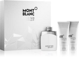 Montblanc Legend Spirit set cadou II. pentru bărbați
