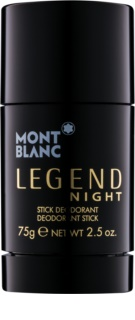 Montblanc Legend Night stift dezodor uraknak
