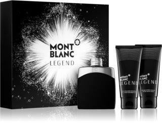 Montblanc Legend Gift Set  XII. voor Mannen