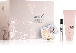 Montblanc Lady Emblem Gift Set  V. voor Vrouwen