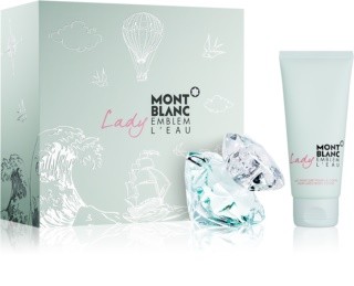 Montblanc Lady Emblem L'Eau Gift Set I. for Women