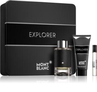 Montblanc Explorer darčeková sada I. pre mužov