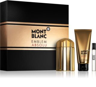 Montblanc Emblem Absolu Gift Set I. for Men