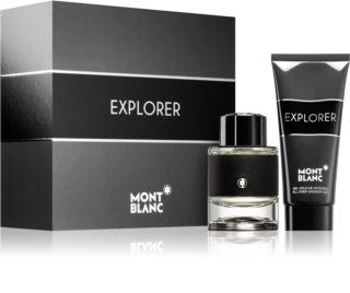 Montblanc Explorer coffret cadeau II. pour homme