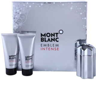 Montblanc Emblem Intense Gift Set I. for Men