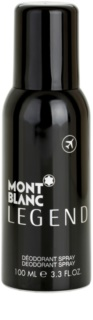 Montblanc Legend spray dezodor uraknak