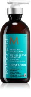 Moroccanoil Hydration crema para dar definición al peinado para todo tipo de cabello
