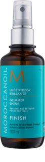 Moroccanoil Finish spray per capelli per capelli brillanti e morbidi