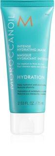 Moroccanoil Hydration інтенсивно зволожуюча та поживна маска для сухого та нормального волосся