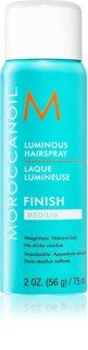 Moroccanoil Finish spray cheveux fixation moyenne