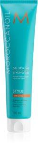 Moroccanoil Style gel coiffant  fixation forte