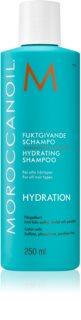 Moroccanoil Hydration зволожуючий шампунь з екстрактом аграну