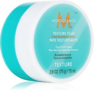 Moroccanoil Texture tvarujúca matná hlina do vlasov pre fixáciu a tvar