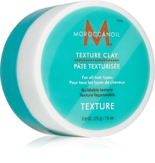 Moroccanoil Texture Texturising Hair Matt Clay For Fixation And Shape